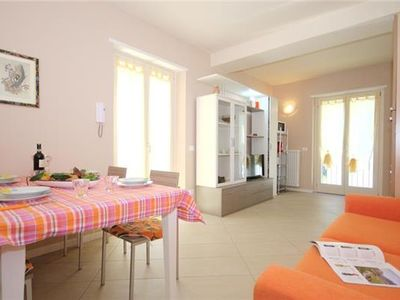 Apartment for 4 people close to the beach in Domaso