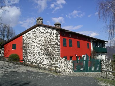 """RED HOUSE"" in Salcedo"