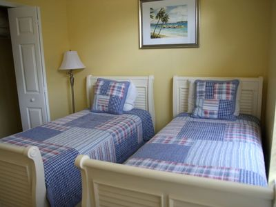 Fourth Bedroom - Twin Beds