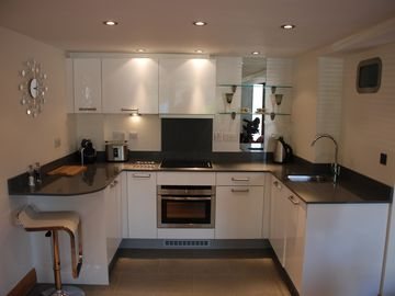 Fully fitted luxury kitchen