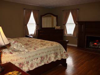 Harpers Ferry house photo - Master Bedroom