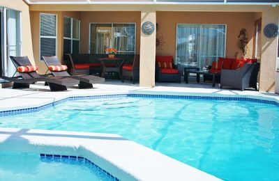 July Special !! FREE pool & spa heat on Fall Bookings - Email today ! !