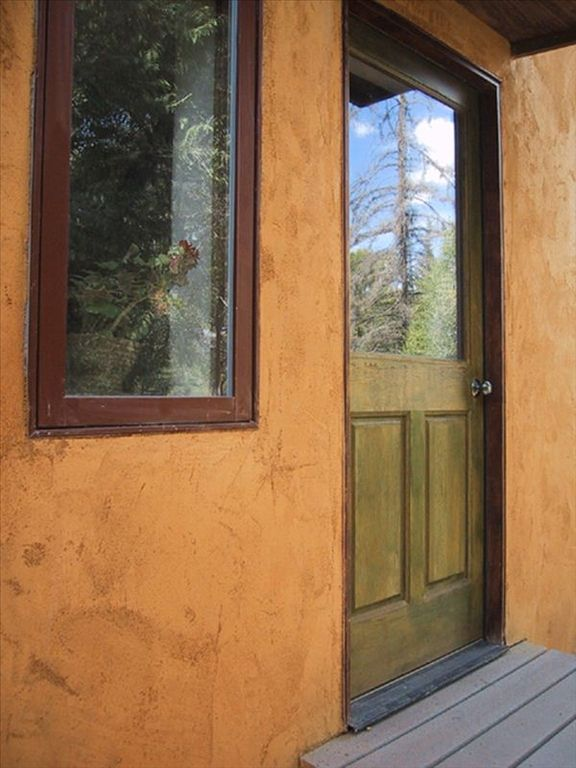 Glenwood Springs apartment rental - Entrance