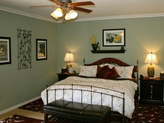Chandler house photo - Master Bedroom with King!
