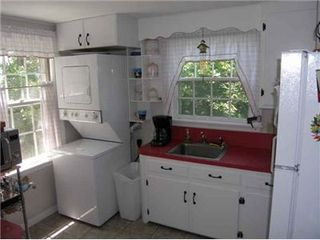 Sandwich cottage photo - Kitchen with laundry