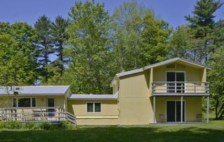 lovely redone mid-century modern home in a quiet Berkshire setting - Great Barrington property vacation rental photo