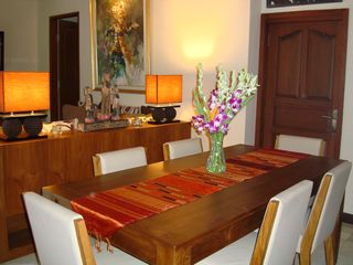 Dining for six or romantic for two - Candidasa villa vacation rental photo