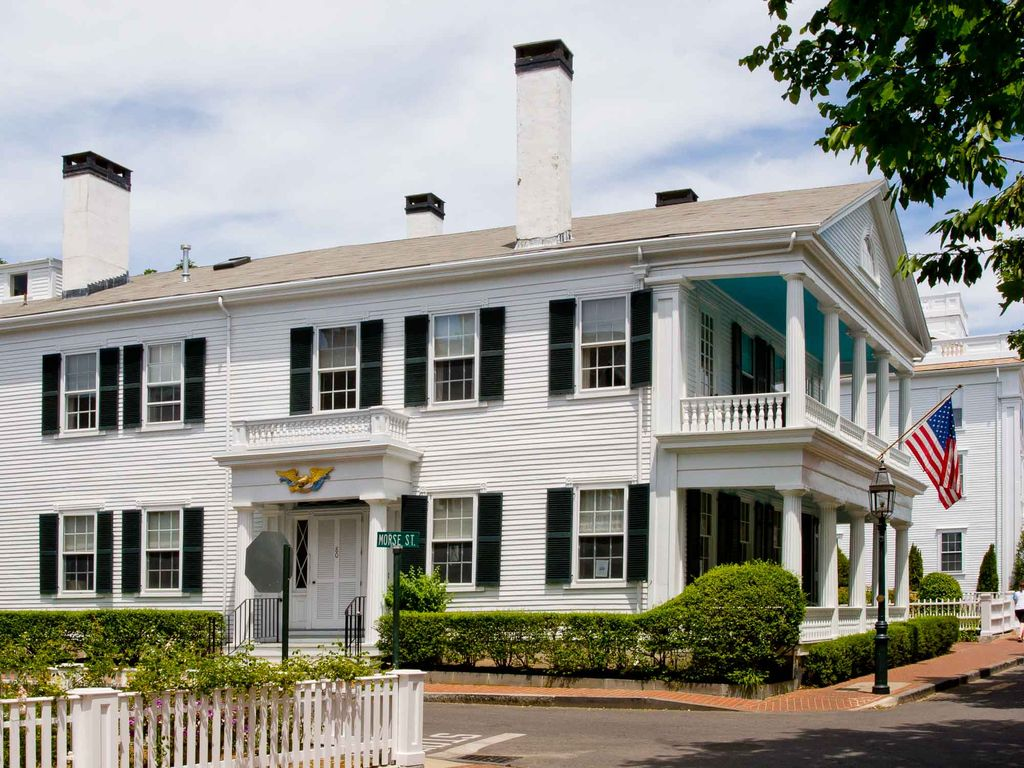 Grand Whaling Captain 39 S House Homeaway Edgartown