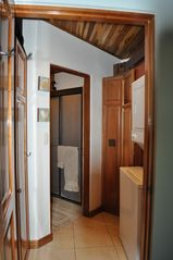 Playa Hermosa house photo - Laundry and Closet in Master Bath