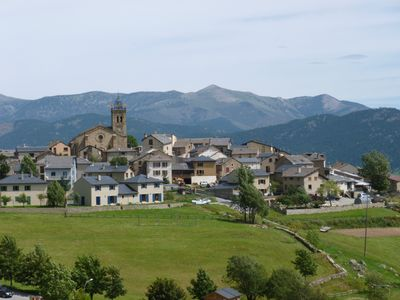 Angles resort village in the Pyrenees Orientales.