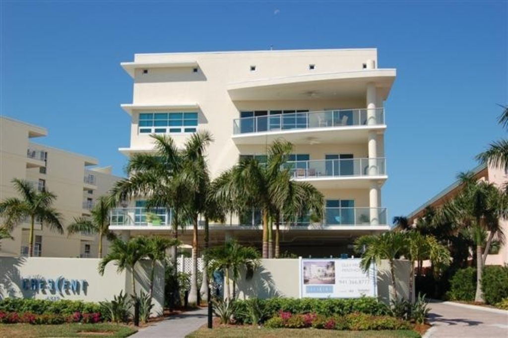 Luxury Beach Condo On Crescent Beach Siesta Vrbo