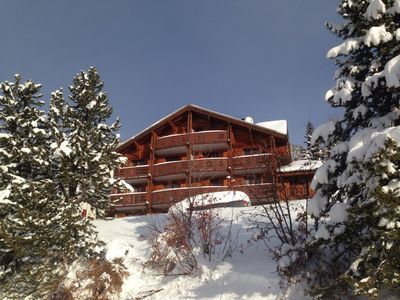 Photo for 4BR Apartment Vacation Rental in Huez, RA