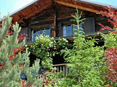 Summer is an amazing time to visit the chalet