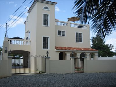 Spanish Colonial Villa