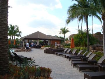 Paseo Tiki Bar at Village Pool