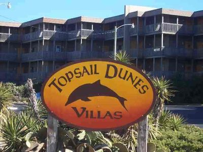 Welcome to Topsail Dunes Oceanfront Condos!