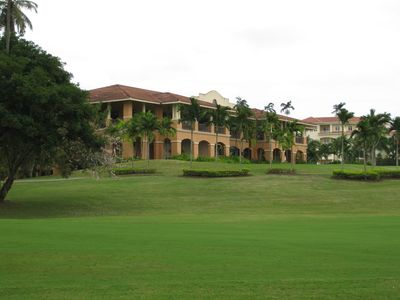 Golf Clubhouse in Plantation