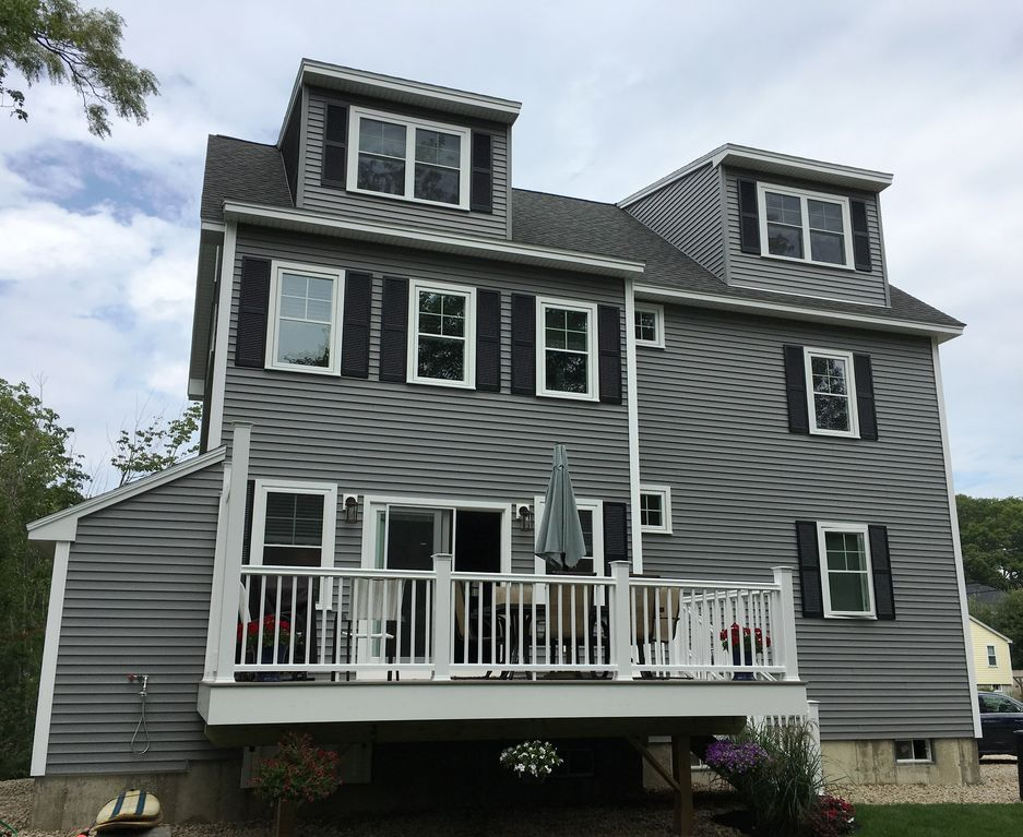New 5 Bedroom Home Just Steps To The Beach Sleeps 14