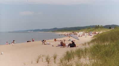 minutes away from several public beaches