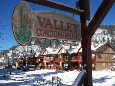 Valley Condos Winter