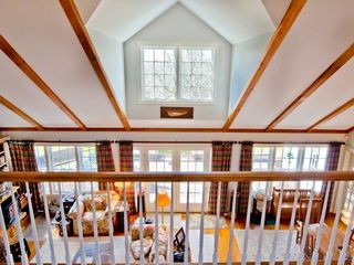 Chilmark house photo - Loft Overlooks Great Room