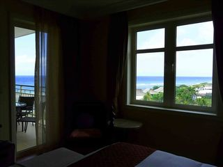 Montego Bay apartment photo - Bedroom view. Just beautiful