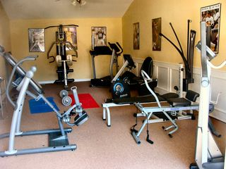 Jacksonville apartment photo - On site Fitness Center with 24/7 access