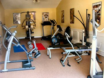 On site Fitness Center with 24/7 access