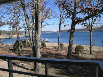 Beaver Lake house rental - Incredible Shoreline!