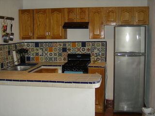 Puerto Vallarta villa photo - The Studio Kitchen.
