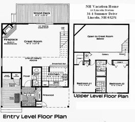 Lincoln townhome photo - House Layout