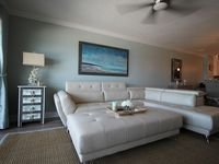 JUST COMPLETED FULL RENOVATION!! Luxury 3BED/2BATH Beachfront Condo!