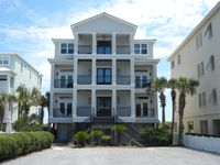 NEW RENTAL in Seagrove Beach! Gulf Front with Private Beach Access!
