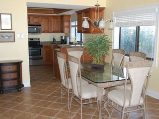 Perdido Key condo photo - Spacious Dining Area - Dining Table Seats 6-8!