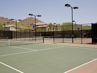 Phoenix house photo - tennis courts