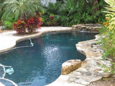 Anna Maria house rental - Saltwater Pool and Spa