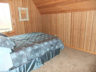 Claybank Township cottage photo - Second bedroom with queen bed