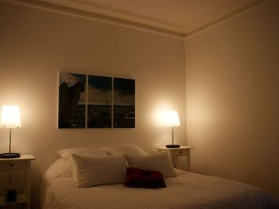 11th Arrondissement Bastille apartment rental - GREY Apartment - Bedroom