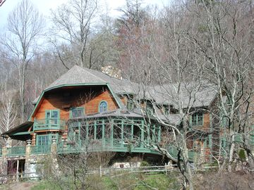 Asheville lodge rental