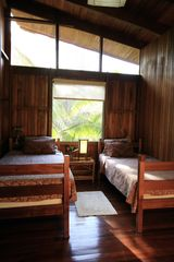 Montezuma villa photo - The 3rd bedroom has twin beds and is ideal for kids.