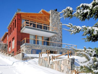 image for Luxury chalet with the best skiing in the South American Andes