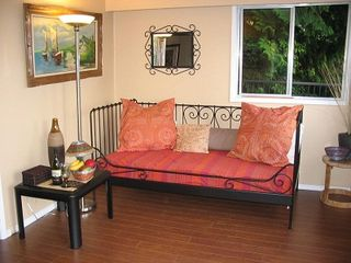Sechelt cottage photo - Sunroom, Chill by day, sleep by night