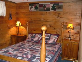 North Conway house photo - Americana Room
