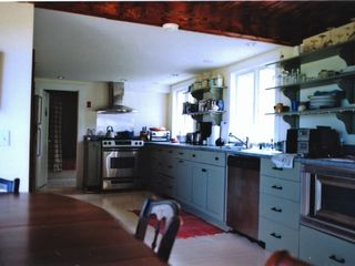 Truro house photo - Kitchen/ Dining area.
