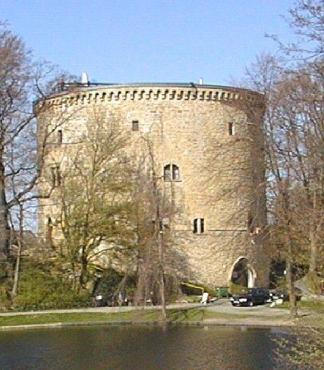 Goslar castle rental - Tower