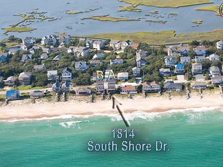 Surf City house photo - Arial View