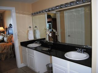 Calypso Resort condo photo - The master suite is very lovely.& has a shower and a separate tub.Walk-in Closet