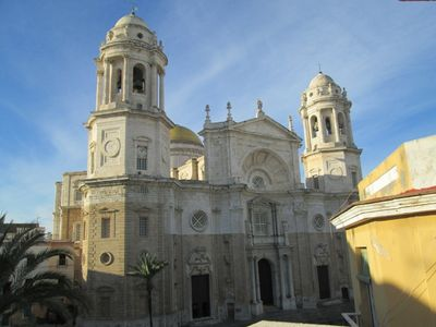 Charming apartment, great location in the old town in Cadiz