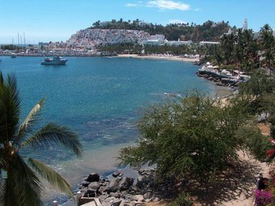 Manzanillo condo rental - One of the best views in Mexico!