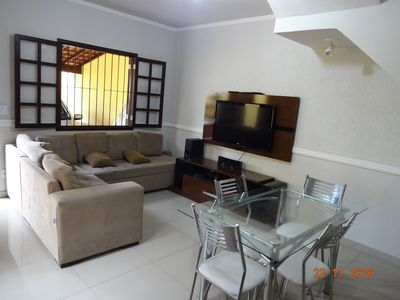 Independent 2 bedroom house near the beach